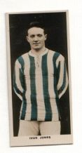 Football trade or cigarette insert card West Bromwich #403
